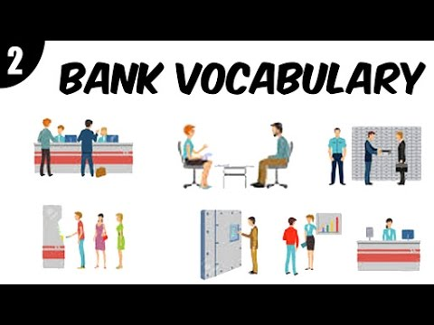 Learn Banking Services | Bank Vocabulary For Kids | Part 2 | Educational Videos For Kids