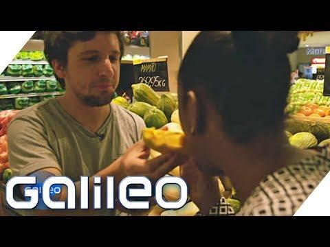 Supermarkt Check: So funktionieren Supermärkte in Schweden und Angola | Galileo | ProSieben