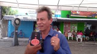 Carlos Simões celebra conquista de viaturas para Mucuri