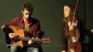 Niamh Dunne - Sean and Eamon -  Craiceann Bodhran Festival 2013