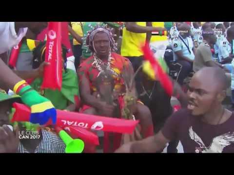 CÉRÉMONIE DE CLÔTURE CAN #GABON 2017