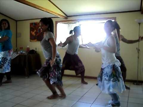 Samoa Star Search 2010 Top10 Dance