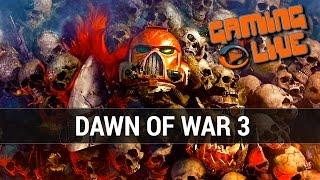 Warhammer 40 000 Dawn of War 3 : GAMEPLAY PC - E3 2016