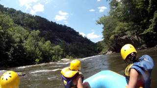 Lower Ocoee River, Whitewater Rafting