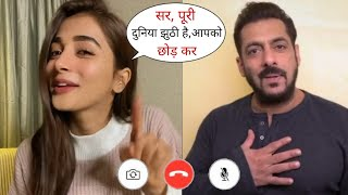 Pooja Hegde on Salman Khan: In a World Of Fakes, He is Real, Showing Love for Her Co-Star