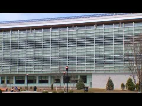 RIT's Golisano Institute for Sustainability dedication and tour