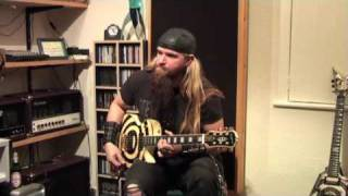 The  Zakk Wylde 'Farewell Ballad' at JTCGuitar.com