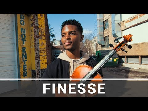 Bruno Mars | Finesse (Remix) [feat. Cardi B] | Jeremy Green | Cover