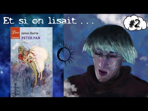Et si on lisait... Peter Pan de James Barrie - Chapitre VI à X