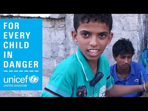 The dangers of mines in Yemen: Kamal's story