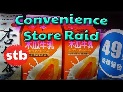Taiwan Convenience Store Raid (Snacks, Drinks, & Food in Taipei) ★ SoloTravelBlog