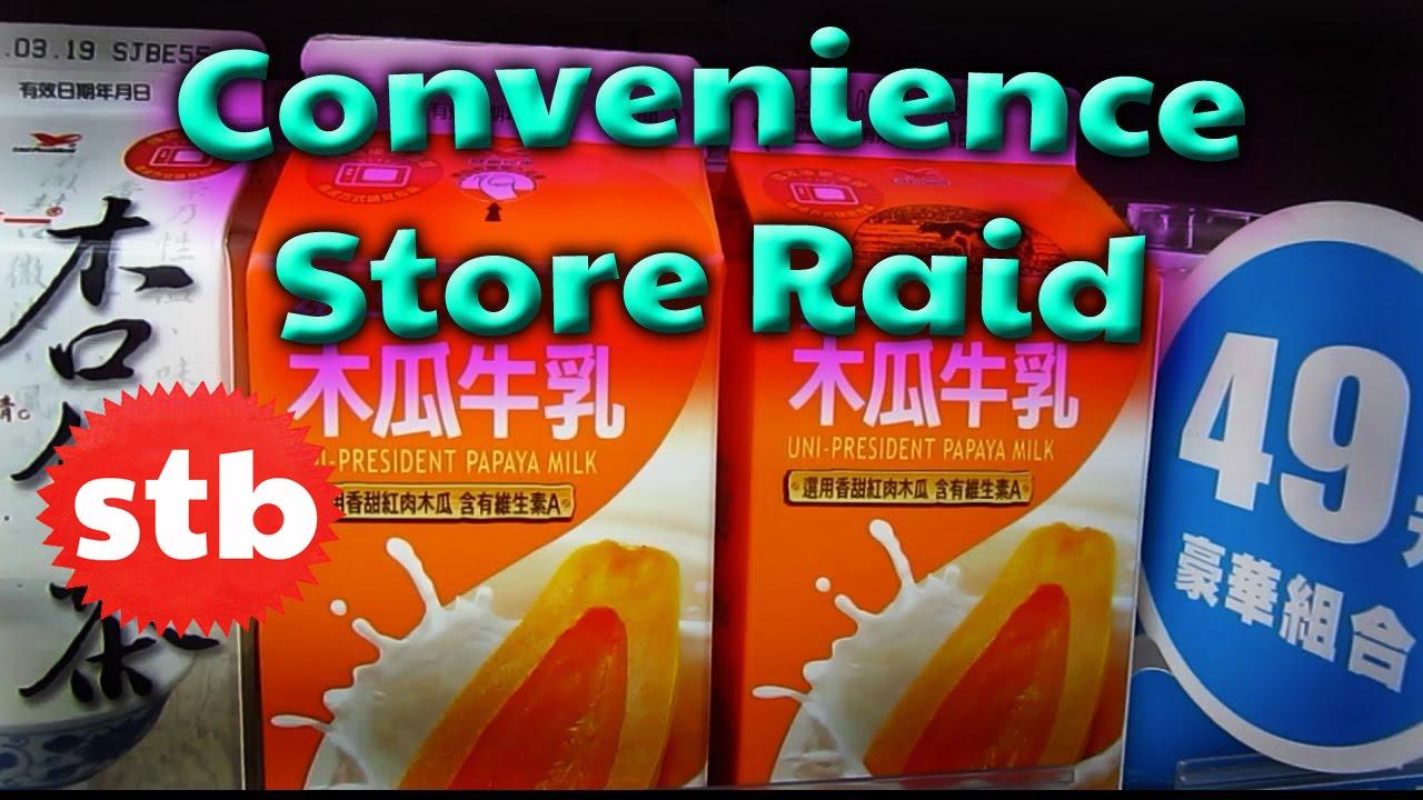 Taiwan Convenience Store Raid Snacks Drinks Food In Taipei  E   Solotravelblog