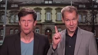 Nacken & Thun – 80-jähriger Bankräuber in Hechingen!