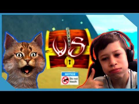 Uncle VS Nephew - Roblox Treasure Hunt Simulator  