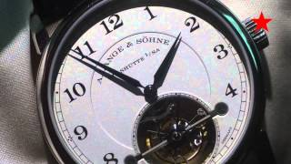 1815 Tourbillon Explained by A. Lange & Söhne CEO Wilhelm Schmid