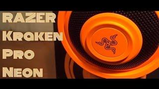 Обзор Razer Kraken Pro Neon - Наушники