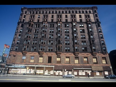 Demolition of Al Capone's Headquarters The Lexington Hotel Part 1