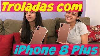 Trollagem: Ganhamos 2 iPhone 8 Plus?!
