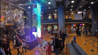 Boston Children's Museum Created By Festival Time Lapse