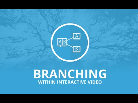 Branching aka choose your own adventure interactive videos  | IVGuy #5