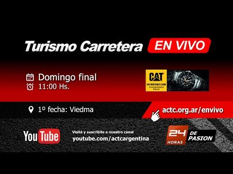 01-2017) Viedma: Domingo Series TC y Finales