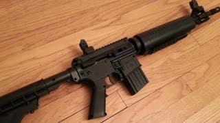 Video Crosman M4-177 AR-15 Pellet BB Gun download MP3, 3GP, MP4, WEBM, AVI, FLV Agustus 2018