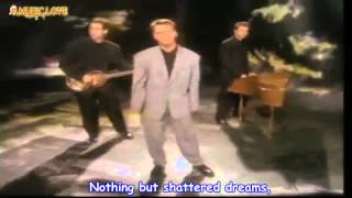 Johnny Hates Jazz - Shattered Dreams - Subtitles English - SD & HD