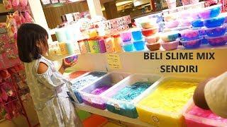 Hunting Slime di Mall 💖 Jessica Jenica Beli Slime Mix sendiri 💖 pilih suka suka