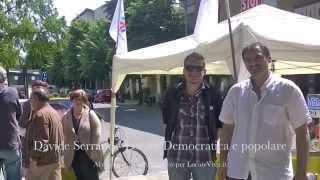 Il PuntoVivo: Tre motivi per votare Davide Serranò Sindaco