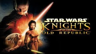 Star Wars: Knights of the Old Republic Playthrough Part 1 (No Commentary)