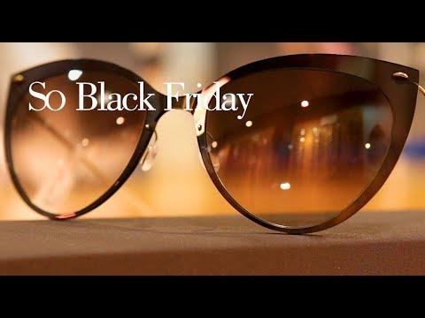 34c14034e7f Black Friday at Silverberg Opticians! - YouTube