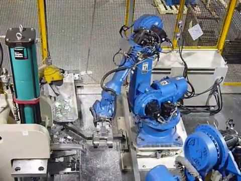 Metal Fabrication - Robotic Welding & Assembly