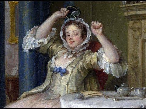 William Hogarth's Marriage A-la-Mode, c. 1743