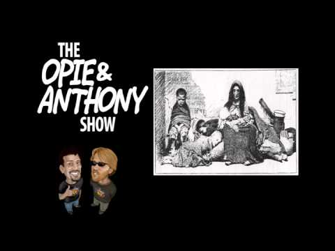 Opie and Anthony - Homeless Female Prostitute in Studio (11/17/2005)