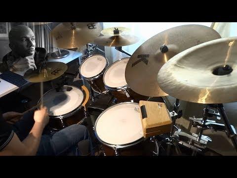 August Greene ft. Common - Black Kennedy {Drum Cover} Full HD