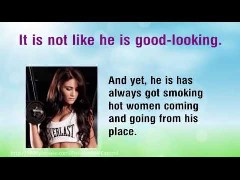 Why Hot Girls Like Ugly Guys (Female Mind Control Secrets) Review.
