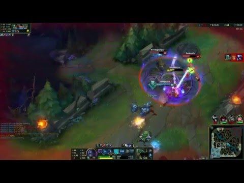 League of legends - Shen Support - Dubai player faisalalkous - Eu West
