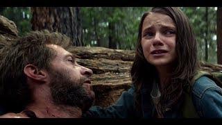 Logan Ending Scene / Logan's Death ¦ LOGAN 2017 Movie CLIP HD +Subtitles