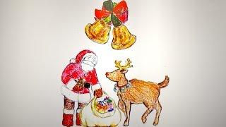 クリスマスのベルと鈴(ジングル、効果音) Christmas Bells Jingle, Sound Effect