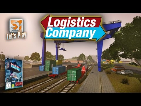 Logistic Company | Lets Play | #02 LKW  entladen