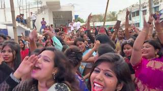 Oh Ki Lagche - Live | Keshab Dey | Dance Song | The Viral Song | Kalyani Mahavidyalay Freshers 2020