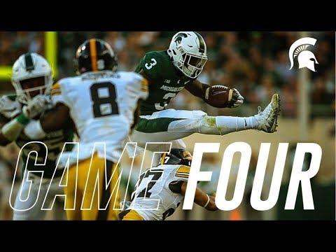 Michigan State VS. Iowa Football (9-30-17) FULL GAME