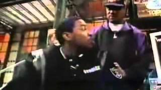big L with Lord Finesse freestyle Yo! MTV raps   YouTube