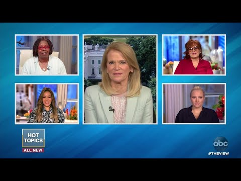 Martha Raddatz Breaks Down Her John Bolton Interview | The View