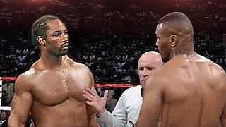 The Legendary Power Of Lennox Lewis