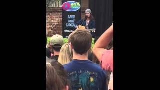 More BORNS from Q935 FREE SHOW at USC!