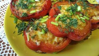 Неимоверная Вкуснота из куриной грудки. Куриная грудка с сыром в болгарском перце на сковороде.