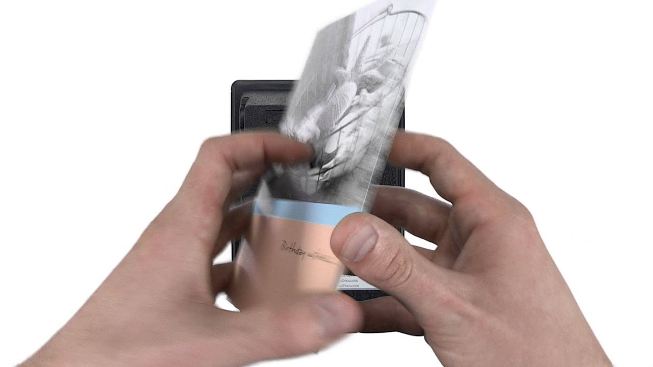 Business card punch demonstration youtube business card punch demonstration magicingreecefo Images