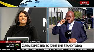State Capture Inquiry | Zuma expected to take the stand