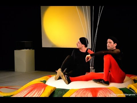 [Kiezpopcorn Interview] [ Berlin Kultur] [17] [COSMIC LOVE | THEATER UNTERM DACH]